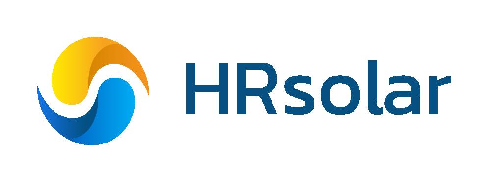 HR Solar Logo
