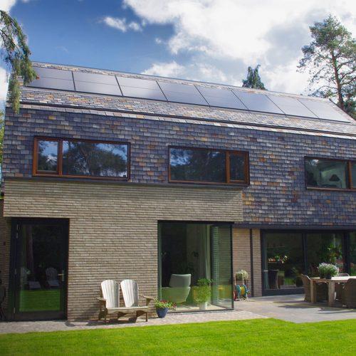 Solar indak zonnepanelen